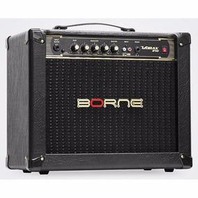 Amplificador Borne Vorax 840 40w Preto
