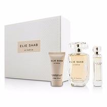 Elie Saab Kit Perfume Edt 90ml + Body Lotion + Miniatura