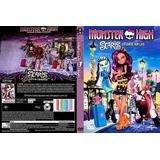 Coleção Onster High 6 Dvds Frete Gratis