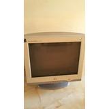 Monitor Lg 17 Pulgadas Pantalla Plana Flatron Ez T710sh