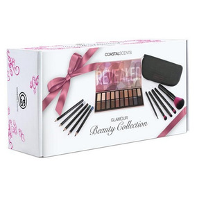Kit Coastal Scents Beauty Collection Glamour (original)