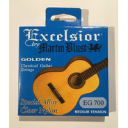 Encordado Guitarra Criolla Excelsior - Eg700 Martin Blust