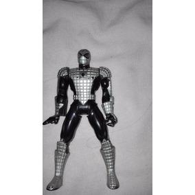 Figura Spiderman Robot Traje Vintage Otra Dimension