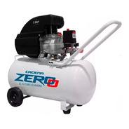 Compresor De Aire 50 Litros 2,5 Hp Zero Portátil