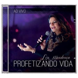Cd Léa Mendonça - Profetizando Vida