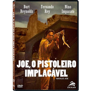 Joe, O Pistoleiro Implacável - Dvd - Burt Reynolds