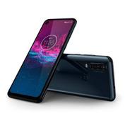 Celular Motorola One Action, 128gb, 12 Mpx, Huella, Dual Sim