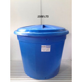 Tanque Plastico De 1500 Lts