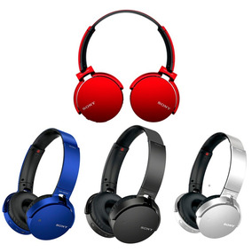 Fone Ouvido Sony Mdr-xb650bt Headphone Bluetooth Extra Bass