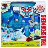 Transformers Optimus Prime Con Sonidos Y Luces 40cm