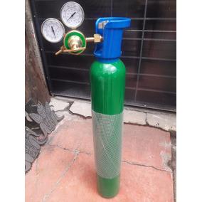 Tanque Y Regulador De Oxigeno Para Proceso De Oxi-acetileno