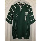 Jersey Rugby Seleccion De Irlanda Lfr Talla S Chica