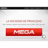Cuentas Premium Mega X 1 Mes- Planes 1tb/2tb/8tb/16tb