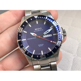 5ed2a8e3dd8 Relógio Mido Ocean Star 115 8709 Perfeito Classico - Relógios De ...