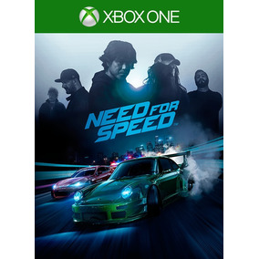 Xbox One Need For Speed Con Garantia