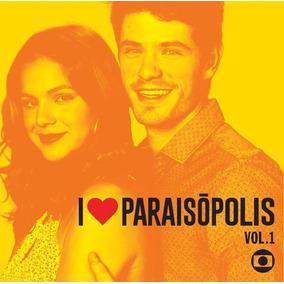 I Love Paraisópolis - Vol. 1 - Trilha Sonora Da Novela
