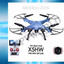 Drone Syma X5hw Camara Wifi 2mp 2016 Dron Video Tiempo Real