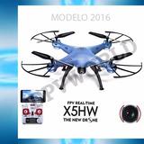Drone Syma X5hw Camara Wifi 2mp 2016 Dron Video Tiempo Real