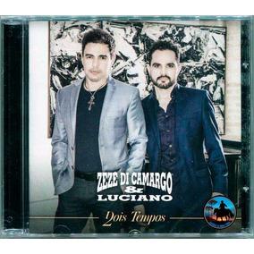 Cd Zezé Di Camargo E Luciano 2016 - Dois Tempos ( Lacrado)