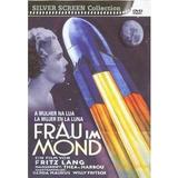 Dvd Mulher Na Lua, De Fritz Lang, Com Willy Fritsch, 1929 +