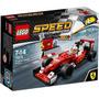 Lego Speed Champions 75879 Sf16-h De La Escudería Ferrari