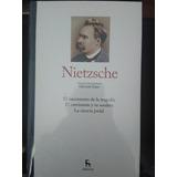 Libros Grandes Pensadores De Gredos Nietzsche