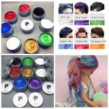 Hairstyle Silver Ash Mud Cera Para Peinar Colores Fantasia