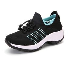 Zapatos Con Colchón De Aire Antideslizantes Para Mujer