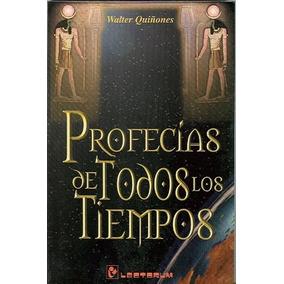 Libro Fisico Profecias De Todos Los Tiempos