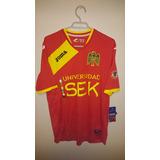 Camiseta De Union Española Niño - Camisetas de Fútbol en Mercado ... e94ac8fb5ef91