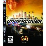 Need For Speed Undercover Ps3 Fisico Nuevo Sellado
