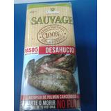 Tabaco Flandria Sauvage,100 %natural, 40 Gr, 3 Unidades/ Mt