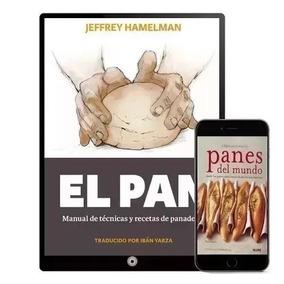 Manual De Tecnicas Y Recetas De Panaderia 34 Libros - Pdf