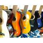 Guitarra Criolla Para Niños + Funda + Púas De Regalo