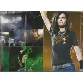 01 Mega Poster Do Tokio Hotel / Tom Kaulitz / Bill Kaulitz