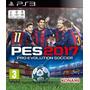 Pes Pro Evolution Soccer 2017 Ps3 Digital