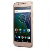 Celular Libre Motorola Moto G5 Dorado