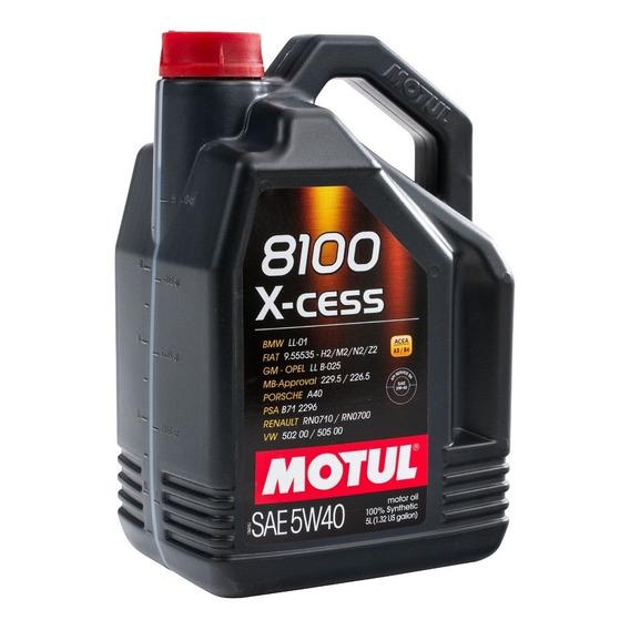 Motul 8100 Xcess 5w40