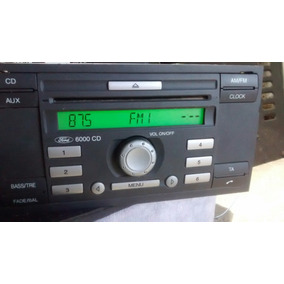 Stereo Ford 6000 Cd