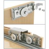 Kit Sistema Cermag Big Slide P/ 2 Portas Correr Deslizante