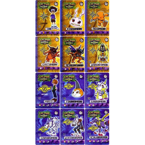 Vendo Coleção De Todas As Cartinhas Digimon 1