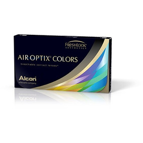 Pupilentes Air Optix Colors