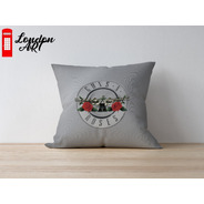 Almofada Decorativa Guns N' Roses 30x30