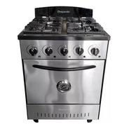 Cocina Industrial Depaolo 4 Hornallas  57 Cm