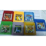 Cartuchos Pokemon Nuevos Graban Partida Precio Por Unidad