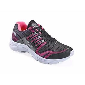 Zapatillas Running Mujer Gaelle Talles Del 35 Al 40 #074w