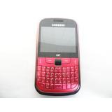 Celular Samsung Gt-s3350 2.4 Pulgadas 2 Mp Wifi
