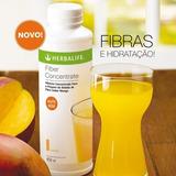 Herbalife Fibra Uva Ou Manga - Pronta Entrega - Original