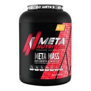 Gainer Meta Nutrition Meta Mass 6 Lbs Todos Los Sabores!