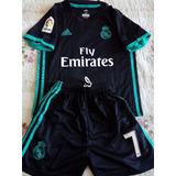 5ac6c88e14b31 Camiseta Real Madrid Blanca Ozil Numero 23 Talla M - Fútbol en ...